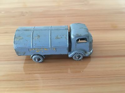 MATCHBOX KARRIER REFUSE COLLECTOR No 38 MADE IN ENGLAD BY LESNEY