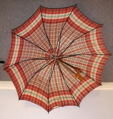 Original Vintage Umbrella.
