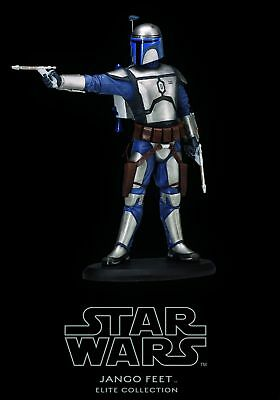 Elite Collection Statue Star Wars Jango Fett Attakus 1/10 - SW025 (2017) Statue