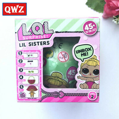 1 Ball LOL Surprise Lil Outrageous Littles Series 2 Style 2 - Original Ball HOT!