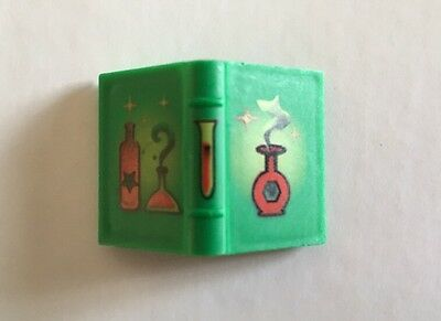 Lego Green Spell Book Red Bottle Pattern From Harry Potter