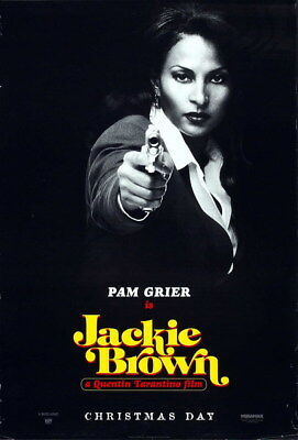 "003 Jackie Brown - Crime Thriller1997 USA Classic Movie 24""x35"" Poster"