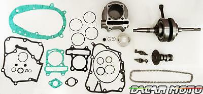 Kit Revisione Motore Modifica 125 A 150 Kymco Agility Carry 125 2011