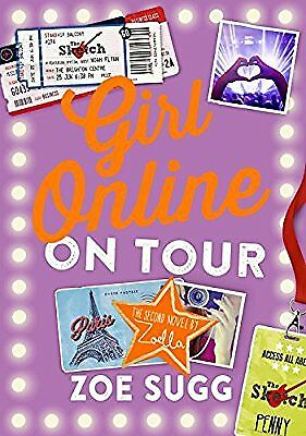 Girl Online: On Tour, Sugg, Zoe (Zoella), Used; Very Good Book
