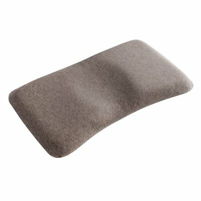 Head Pillow for Baby Flat head Syndrome Prevention, Soft Memory Foam Pillow for