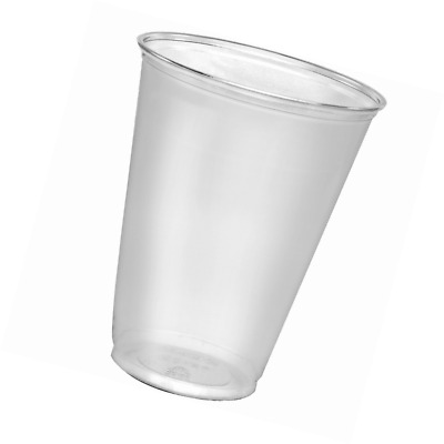 Capacity 10 oz SOLO TP10D Ultra Clear PETE Cold Cup Clear