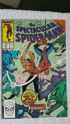 The Spectacular Spider-Man  #147 1989 Combine Shipping
