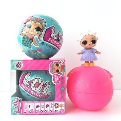 1 Ball LOL Surprise Lil Outrageous Littles Series 2 Xmas Gifts - Original Ball