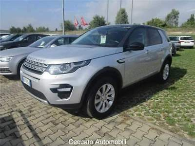Land Rover Discovery Sport 2.0 TD4 180 CV HSE