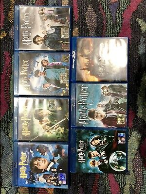 Harry Potter saga completa In Blu-ray Full HD