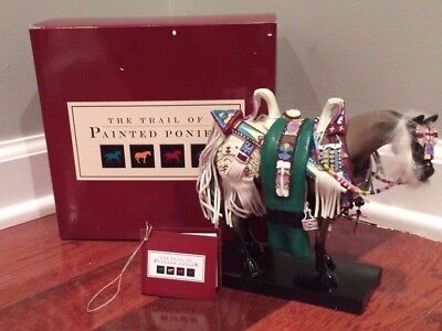 The Trail of Painted Ponies - Item No 12255 Ceremonial Pony