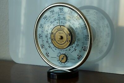 JAEGER - (LECOULTRE) , 7.A.B., baromètre thermomètre - Barometer Thermometer TOP
