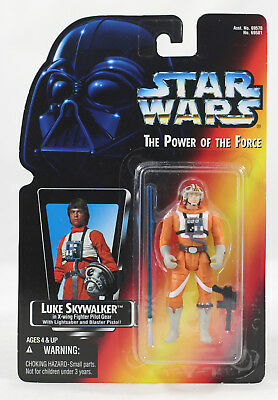Vintage Star Wars Power of the Force POTF2 MOC New - CHOOSE / BUILD YOUR OWN LOT