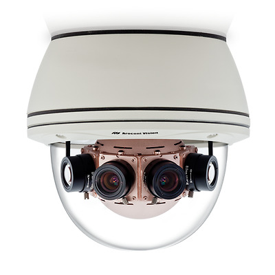 Arecont Av 40185 DN 40 Megapixel 180˚ Panoramic IP Camera