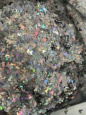 Chunky Mixed Glitter Mickey Mouse Holographic Festival Nails Hair Body