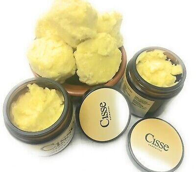 100% Natural Freshly Made African Organic Raw Unrefined Shea Butter (Grade A)