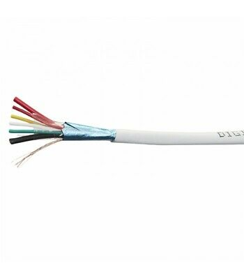 Flame retardant shielded alarm cable 8x0,22 + 2x0,5