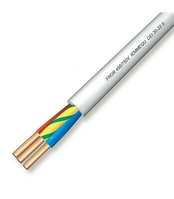 Electric cable multipolar Fror 8X0,35