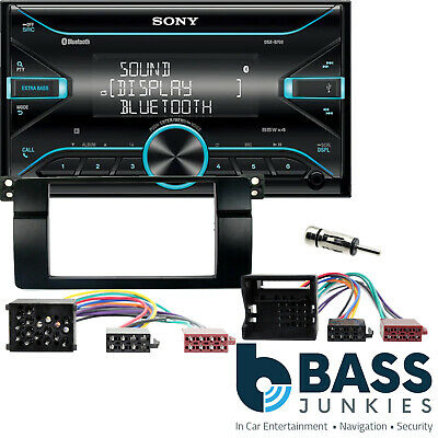 Double Din Car Stereo Fitting Facia CT23BM03 to fit BMW 3 series E46 98-05