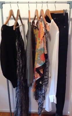 Bulk Womens Sz 8 10 Witchery Clothing Maxi Dress Jeans Tops Excellent Condition!