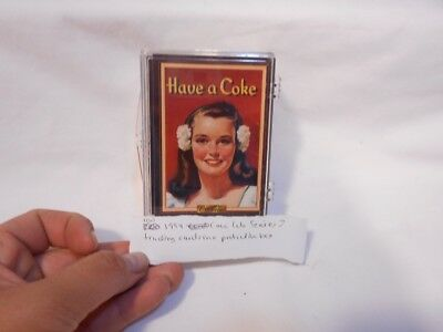 1994 Coca Cola Series 3 Trading Cards Set of 100 Cards