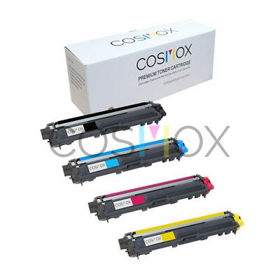 TN221 TN225 Compatible Toner Set for Brother HL-3170CDW HL-3180CDW MFC-9130CW