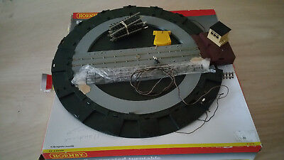 hornby electric  turntable in box