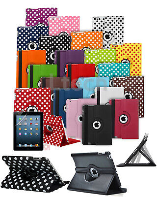 """Amazon Fire 7 with Alexa, 7"""" Display (2017 release) Tablet - 360 Spin Case+Stand"""