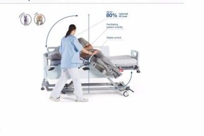Arjohuntleigh Seba Supine To Seated - Edge Of Bed Solution Patient Transfer Help