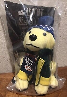 Raising Canes 2017 Puppy Dog Home Alone 2 Kevin - Limited Edition, Holiday Plush