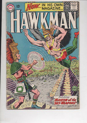 HAWKMAN #1 comic book/from DC Comics/from 1964/SUPER CHEAP!