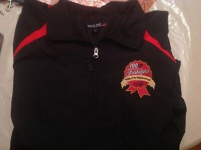 Freihofer's 100th Anniversary Promo pullover jacket size L
