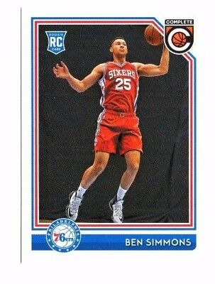 Ben Simmons, (Rookie) 2016-17 Panini Complete, Basketball Card !!