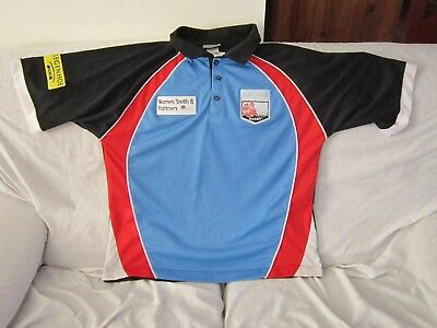 Southern Districts Rugby Classic Sports Polo Shirt Size Xl