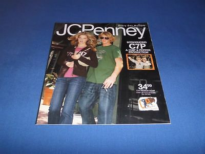 Jc Penney 20 Page Unread Catalog   7/15/2007   Buy 5 Get 1 Free Sale!   #15