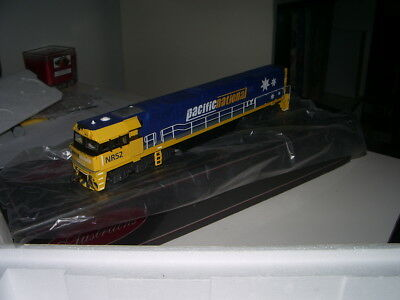 Austrains HO Pacific National NR52 Diesel Locomotive, later series, DCC Ready
