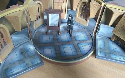 Harry Potter Room of Requirement with Cho Chang