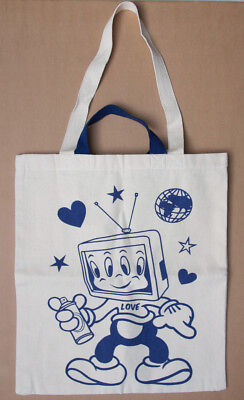 Tote bag Speedy Graphito sac toile coton Édition limitée