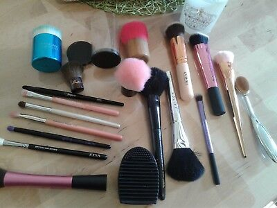 pinceaux maquillage (lot)