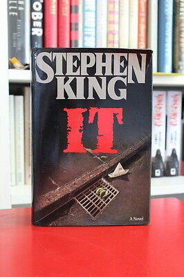 Stephen King (1986) 'IT', signed first edition 1/1