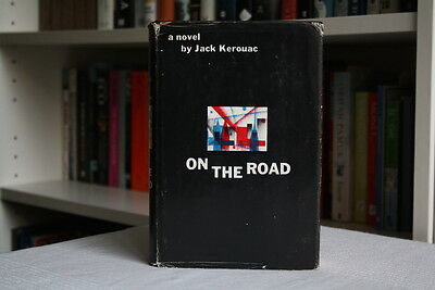 Jack Kerouac (1957) 'On the Road', SIGNED first edition first print, Viking US