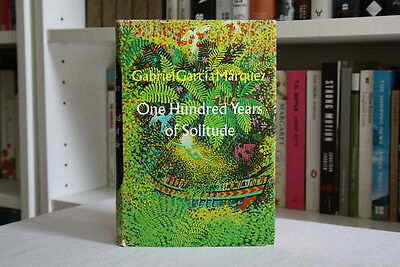 Gabriel Garcia Marquez One Hundred Years of Solitude, first edition first state