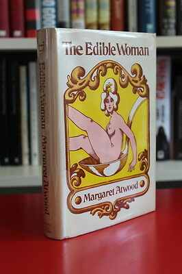 Margaret Atwood (1969) 'The Edible Woman', US signed first edition 1/1