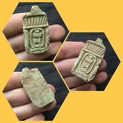 Beautiful Ancient Egyptian Amulet 300BC