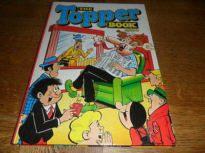 The Topper Book 1984 Dc Thompson Annual *price Unclipped*