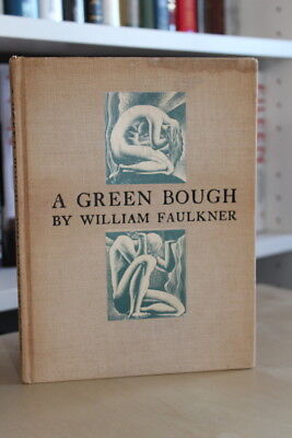 William Faulkner (1933) 'A Green Bough', US signed limited edition