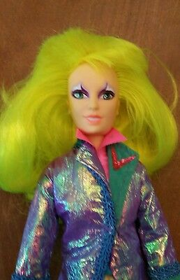 1985 Pizzazz - Jem and the Holograms doll