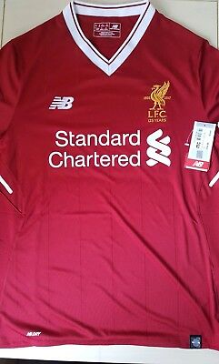 Official 2017/18 Liverpool FC shirt
