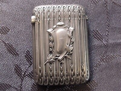 Solid Silver Pyrogene Style Louis Xvi