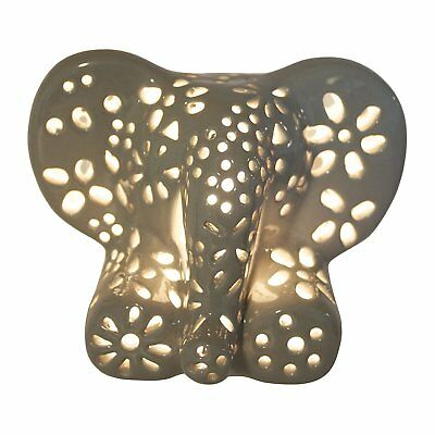 Baby Gifts - Nursery Lamp/Night Light - Grey Elephant available in multiple and